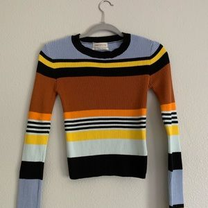 Striped Sweater Urban Outfitters